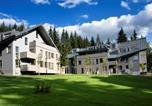 Location vacances Harrachov - Harrachov Resident Apartments with Terrace-1