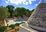 Location vacances  Province de Brindisi - Pascarosa Villa Sleeps 4 Pool Wifi-2
