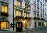 Hôtel 4 étoiles Lucerne - Romantik Hotel Wilden Mann Luzern-1