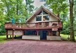 Location vacances Lake Harmony - Mt. Maplewood Split Lodge-1