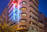 Hôtel Athènes - Artemision-1