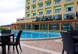 Hôtel Kigali - Gorillas Golf Hotel-1