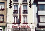 Hôtel Coxyde - Hotel Anvers-1