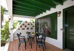 Location vacances Caleta de Famara - villa in lanzarote