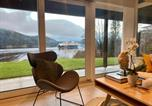 Location vacances Son - New cabin with panoramic views of the Oslo fjord!-1