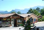 Camping avec Hébergements insolites Drôme - Camping de la Pinède-2