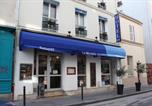 Hôtel Gentilly - Le Myosotis-3