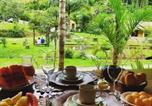 Location vacances Santa Teresa - Cabana/Suite Sítio Arca de Noé-4