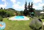 Location vacances Santa Fiora - Montelaterone Villa Sleeps 10 Pool Air Con-1