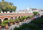 Hôtel Guadalajara - Hotel Media Luna-3