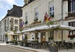 Hôtel Savigny-sous-Faye - Logis Le Puits Doré