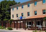 Hôtel Le Castellet - Ibis budget Saint Cyr sur Mer La Ciotat-1