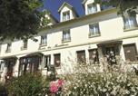 Hôtel Affieux - Logis Relais des Monedieres-1