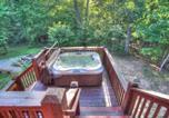 Location vacances Cleveland - Lone Wolf Cabin 107 Duncan Bridge-4