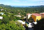 Location vacances  Costa Rica - Playas del Coco - Casa Arriba-3