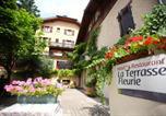 Hôtel Les Rousses - Logis La Terrasse Fleurie-1