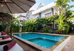 Hôtel Siem Reap - Apsara Centrepole Hotel-2