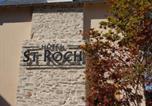 Hôtel Affieux - Hotel The Originals Saint-Roch (ex Relais du Silence)-1