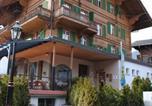 Hôtel Adelboden - Post Hotel Vista-1
