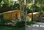 Camping avec Site nature Franche-Comté - Camping de la Forêt-3