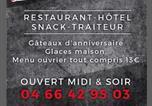 Hôtel Viaduc de Garabit - Le Boufadou-3