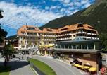 Hôtel Les chutes du Trümmelbach  - Hotel Silberhorn Wengen-1