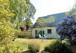 Location vacances Arzon - Appartement de 2 chambres a Arzon avec magnifique vue sur la ville et jardin amenage-4