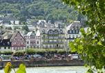 Location vacances Kamp-Bornhofen - Hotel Garni Günther-1