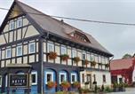 Hôtel Olbersdorf - Hotel Zittauer Hütte-1
