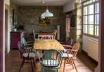 Location vacances Principauté des Asturies - House with 7 bedrooms in Villaviciosa with wonderful mountain view enclosed garden and Wifi 2 km from the beach-3