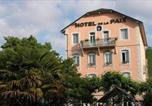 Hôtel Lurbe-Saint-Christau - Hotel de La Paix-1