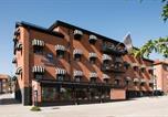 Hôtel Commune de Bollnäs - Best Western Hotell Hudik-1