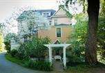 Hôtel Asheville - Beaufort House Inn-2