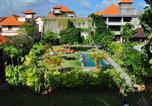 Location vacances Kuta - Si Doi Hotel Legian-3