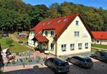 Hôtel Baabe - Selliner Pension am Waldrand-1