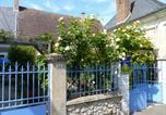 Hôtel Dissay-sous-Courcillon - Chambres d'hôtes Côté Jardin-4