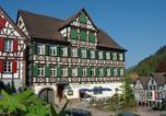 Location vacances Wolfach - Gasthof Sonne-1