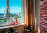 Hôtel Minsk - Jacuzzi Vip Smart Aparthotel, Панорамный вид на Минск-3