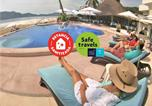 Hôtel Manzanillo - Mar Celeste All Inclusive on the beach-4