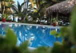 Hôtel Belize - White Sands Cove-2