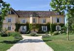 Hôtel Monsac - Château Le Tour - Chambres d'Hôtes-2