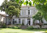 Hôtel Saint-Genès-de-Castillon - Maison Le Sèpe-1