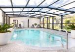 Hôtel Gonneville-en-Auge - Hotel Best Western La Mare O Poissons-3