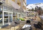 Hôtel Huez - The People Hostel - Les 2 Alpes-3