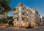 Hôtel Athènes - Athens One Smart Hotel-1
