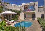 Location vacances Gündoğan - Geris Villa Sleeps 6 with Pool and Air Con-3