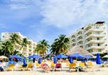 Hôtel Isla Mujeres - Ixchel Beach Hotel-4
