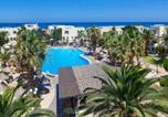 Villages vacances Τετραχωρι - Europa Beach Hotel-1