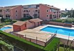 Location vacances Canet-en-Roussillon - Apartment Les Coraux.6-1
