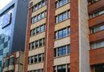 Hôtel Bogotá - Hotel Museo San Moritz-3